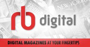 RBdigital eMagazines Logo