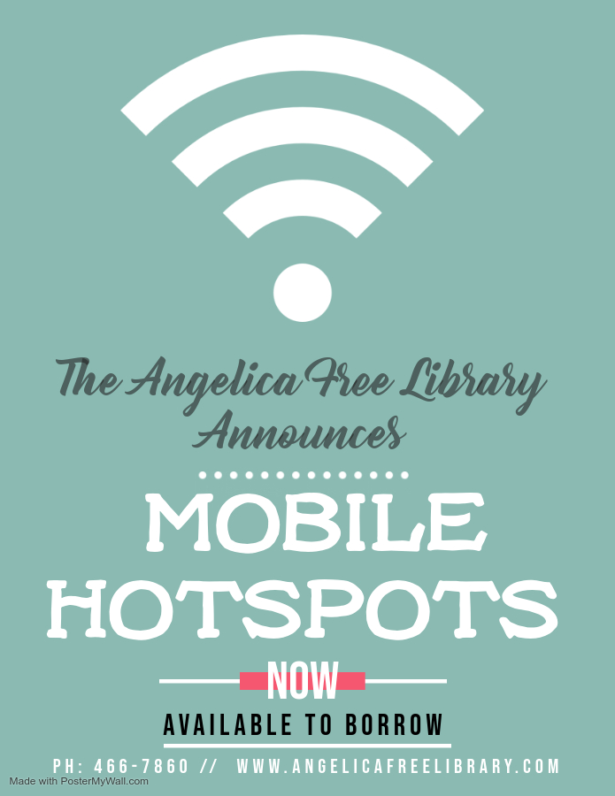 Mobile Hot Spots