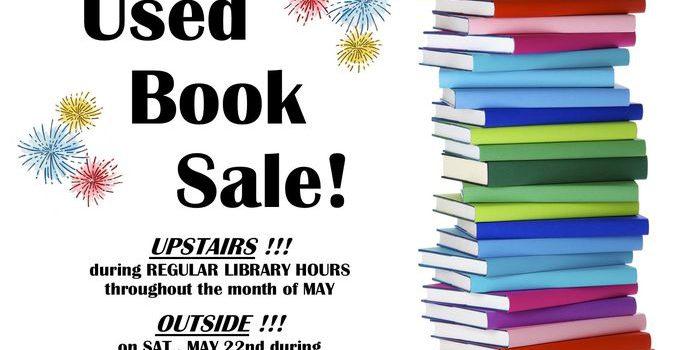 Used Book Sale!